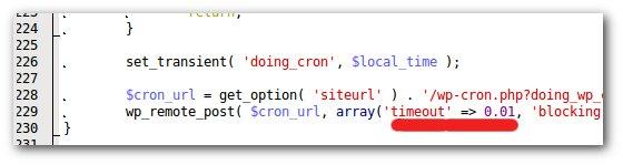 Screencopy WordPress cron.php
