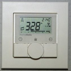 Raumtemperatur Schlafzimmer um 21:40 Uhr