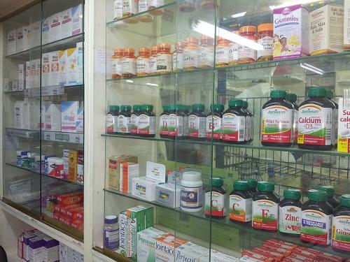 Apotheke Beratung Medikamente