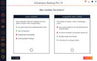 Ashampoo Backup Pro 14
