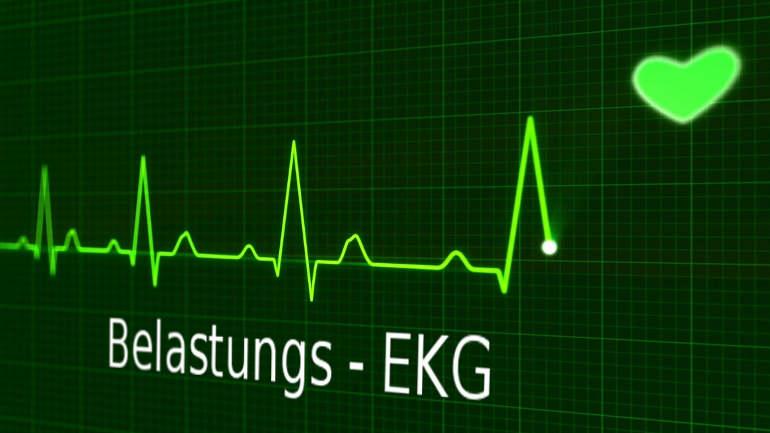 Belastungs EKG Angina pectoris