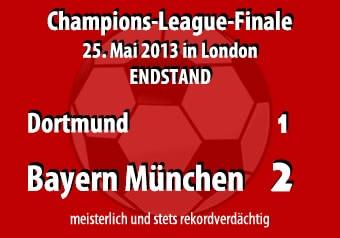 Champions-League London 2013