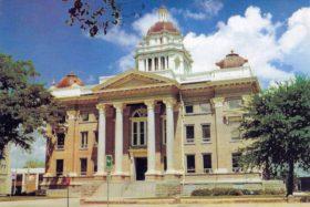 Courthouse Valdosta Georgia USA