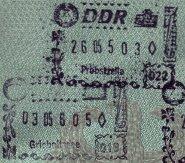 Zeitzeuge Reisepass