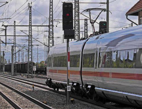 Die Bahn – ein wichtiges Stück Europa