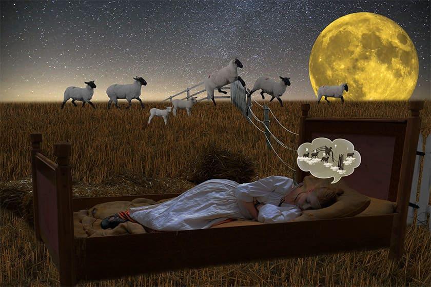 einschlafhilfe einschlaftipps