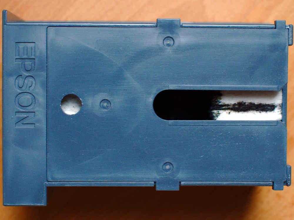 epson wartungsbox wf3620