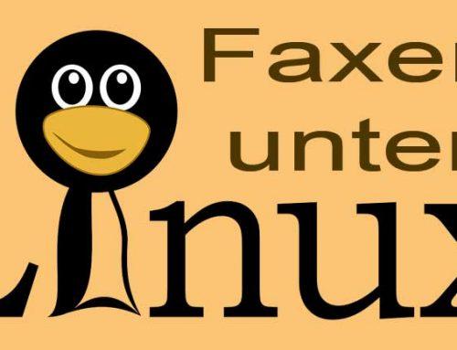 Roger Router – Telefonie und Fax unter Linux