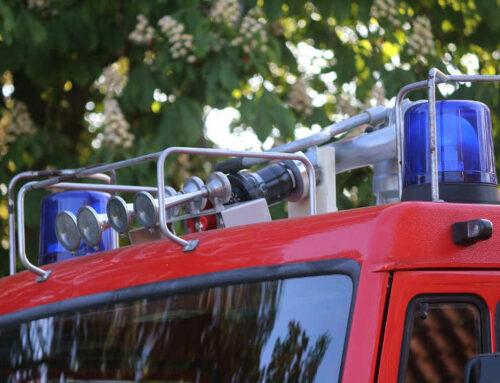 Freiwillige Feuerwehr – mit Mann und Maus