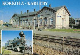 Bahnhof Finnland