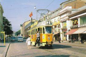 Straßenbahn Finnland Turku