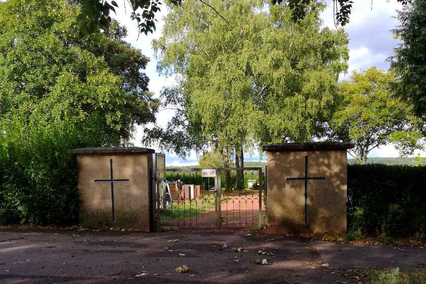 Friedhof Krughütte Saarbrücken