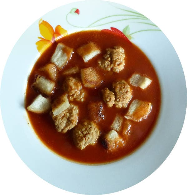 gefro-tomatensuppe