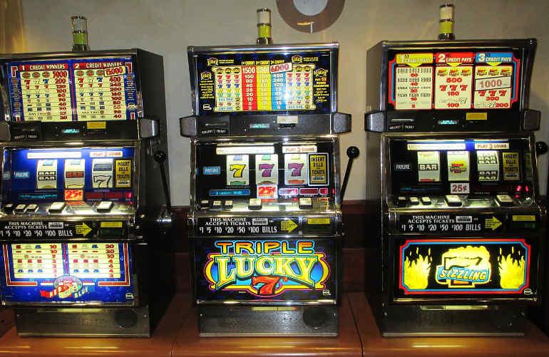 Casino Slot Geldspiel