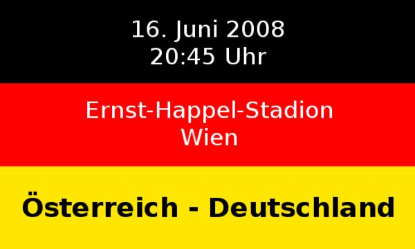germany austria fussball