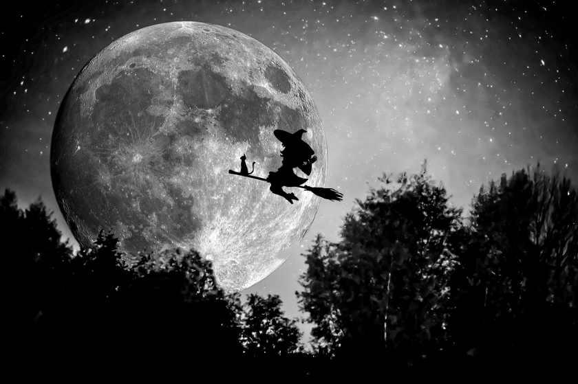 Hexerei und Mythen