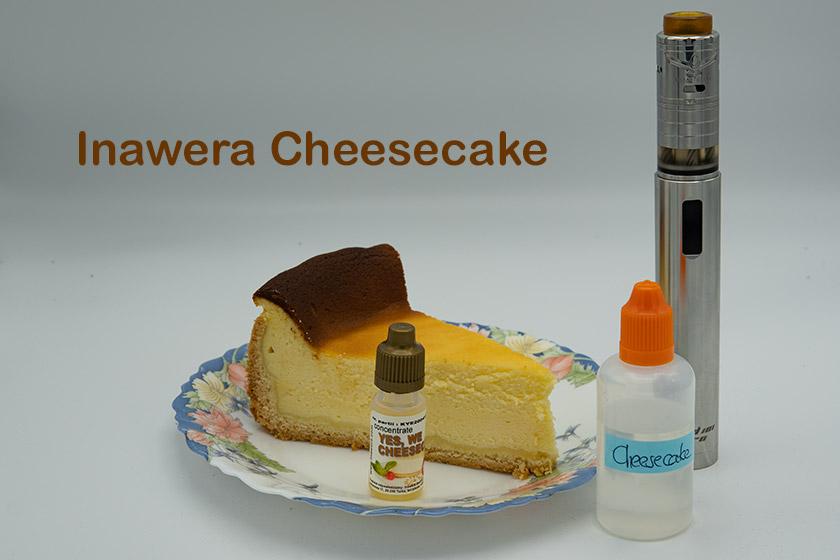 Inawera Cheesecake Aroma