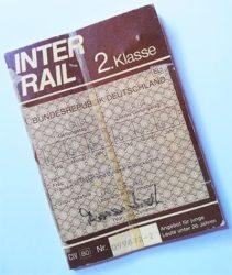 interrail pass 1985