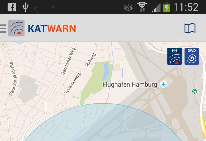 KatWarn App