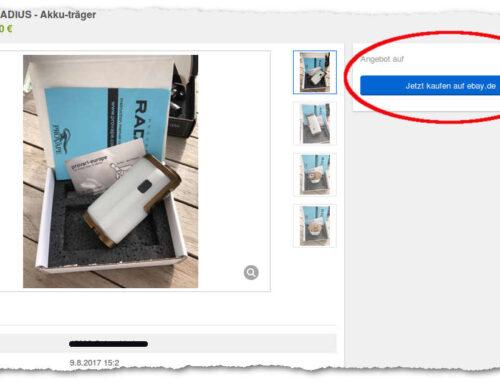 Fehlende Fachkenntnis bei eBay-kleinanzeigen