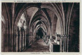 Kloster La Trinité (Vendôme)