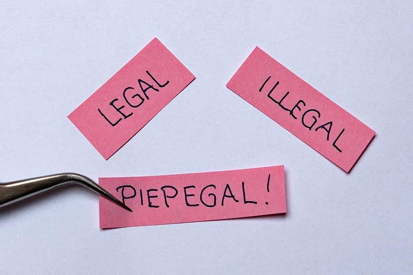 legal illegal ganz egal