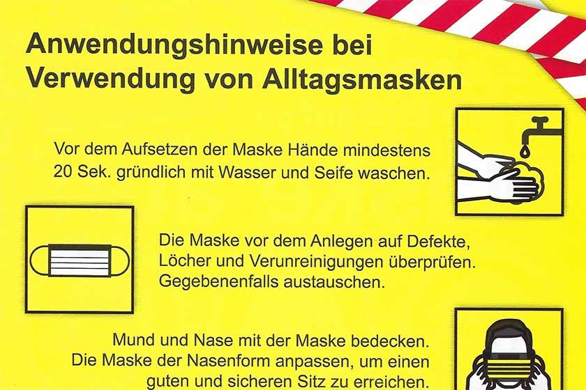Maskenpflicht Saarland
