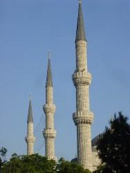 Minarett Istanbul