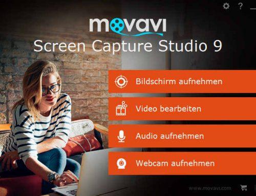 Movavi Screen Recorder – Bilder sagen mehr als Worte