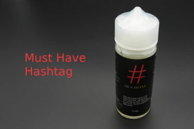 Must Have Hashtag
