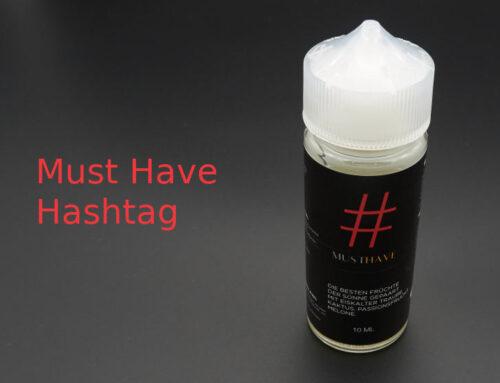 """Aroma """"Hashtag"""" von Must Have"""