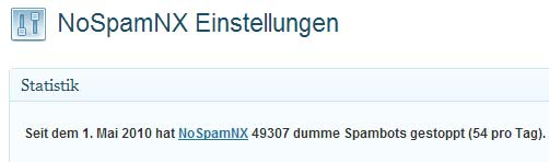 NoSpamNX