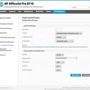 HP OfficeJet Pro 8715 - EWS - Scanner