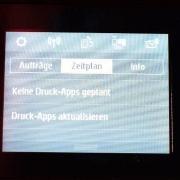 officejetpro 8715 touchscreen