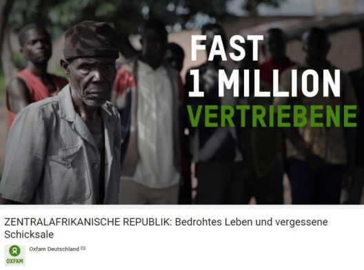 Oxfam Hilfsprojekte Spenden