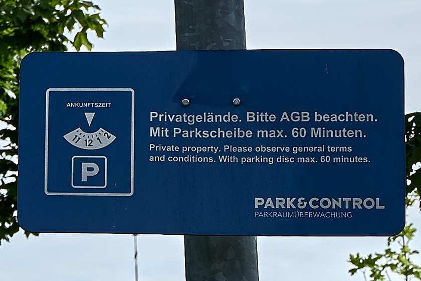 Park Control Erfahrungen