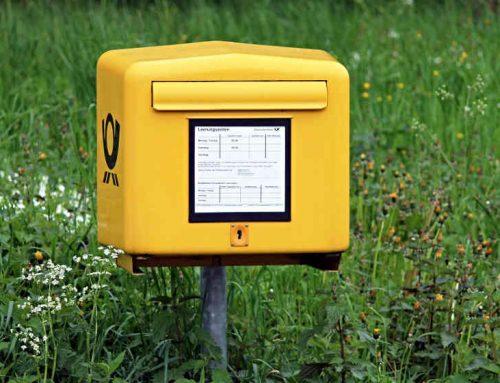 Deutsche Post Sendungsverfolgung nach wie vor mangelhaft