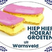 Postcrossing Warnsveld Niederlande