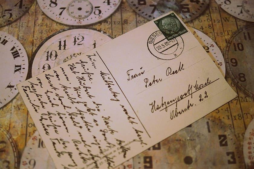 postkarte glückwunschkarte