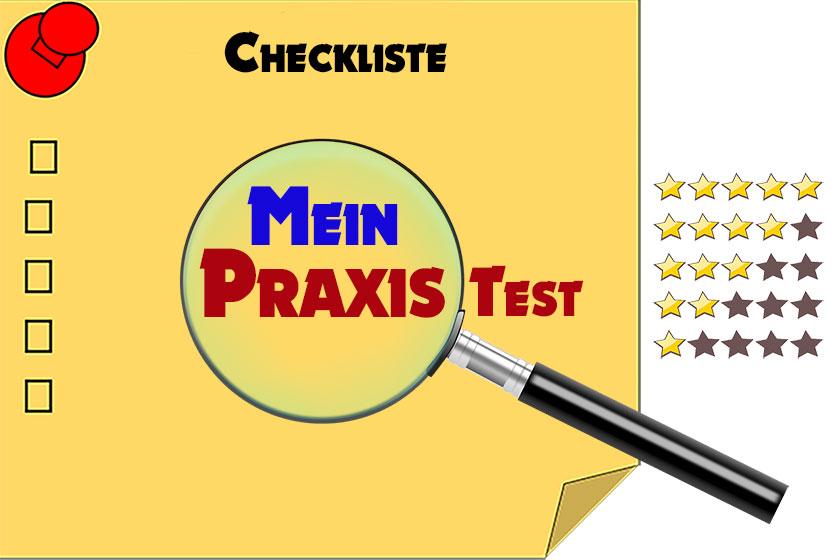 Praxistest, Test, Erfahrungen