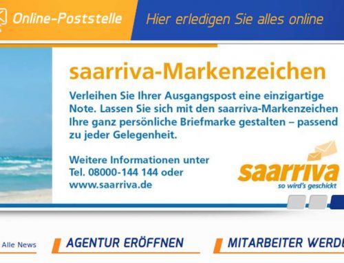 Saarriva – Saarlands Alternative zur Deutschen Post
