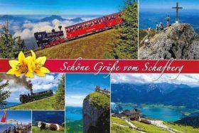 Altmünster Österreich Postcrossing