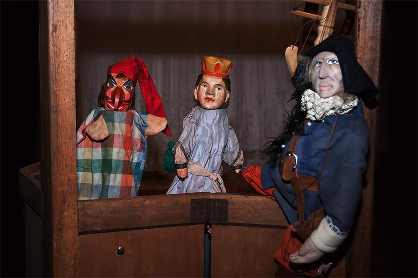 marionetten selbstdarsteller