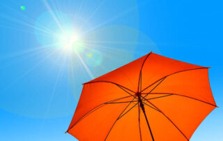 Sommerhitze