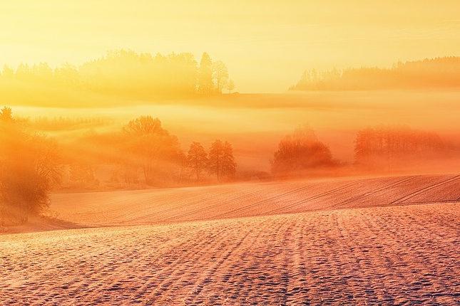 Sonnenwende Winter