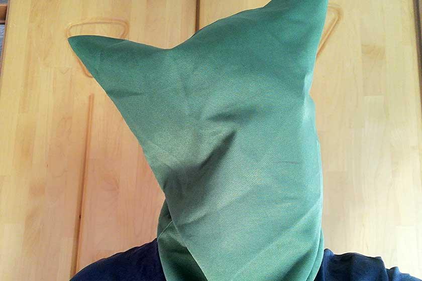 vermummung maske verkleidung