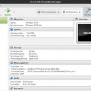 virtualbox linux oracle