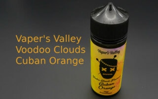 cuban orange voodoo clouds
