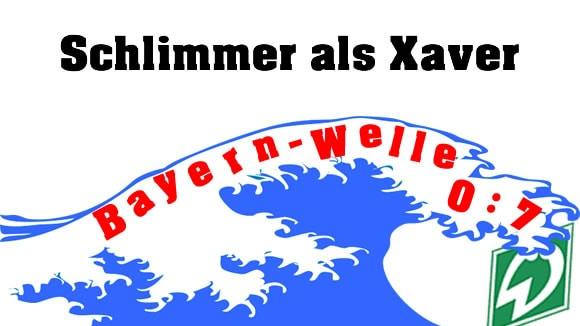 Werder Bremen vs. Bayern München 0:7