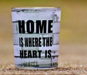 zuhause, daheim